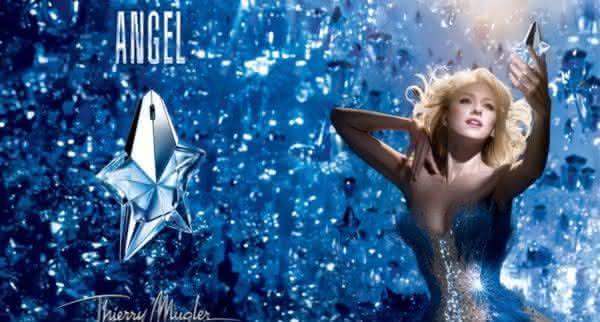 Angel Thierry Mugler um dos perfumes mais vendidos do mundo