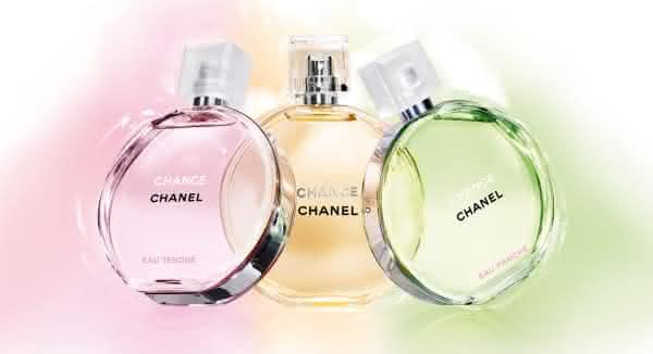 Chance – Chanel perfume