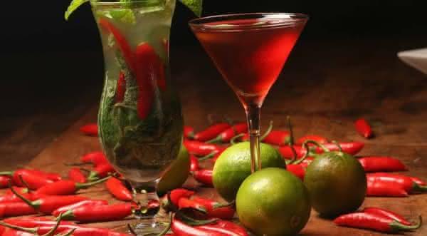 Dieta do suco de limao com pimenta