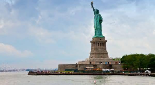 Estatua da liberdade nova iorque