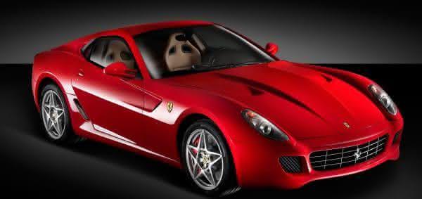 Ferrari – F599 GTB Fiorano