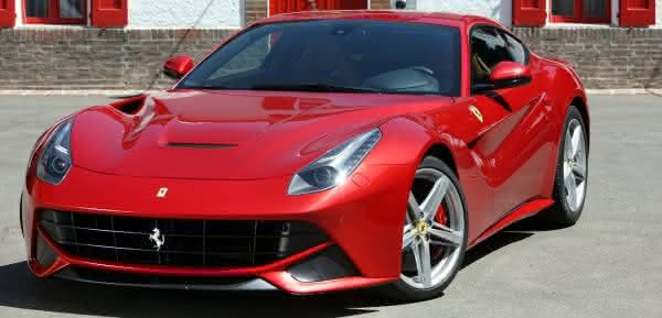 Ferrari – Ferrari-F12 Berlinetta