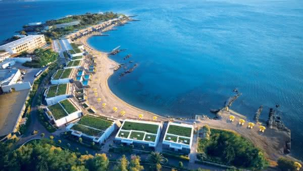 Grand Resort Lagonissi um dos hotéis mais caros do mundo