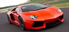 Lamborghini – Aventador LP 700-4