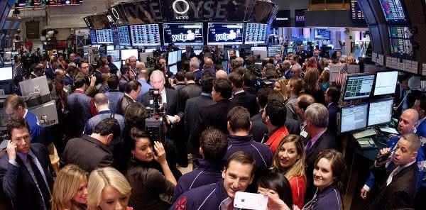 NYSE Bolsa de valores de nova iorque