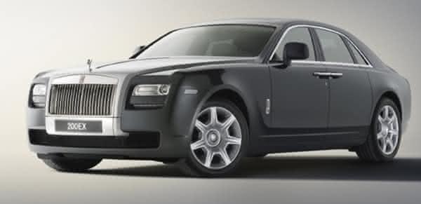 Rolls-Royce – Ghost 6.6