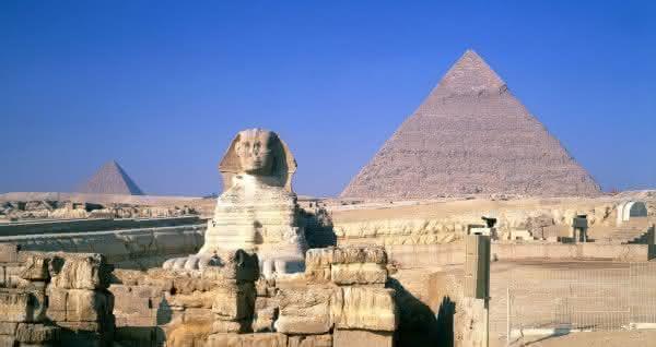 piramides do egito entre os maiores pontos turisticos do mundo