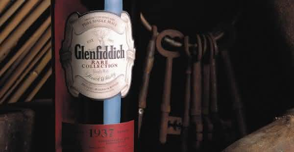 Glenfiddich 1937 Rare Collection