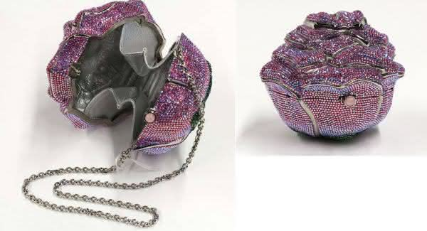 Leiber Precious Rose Handbag