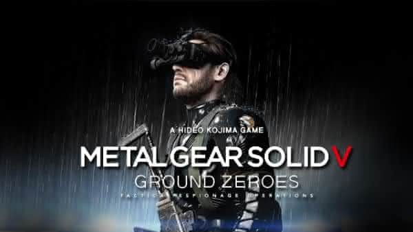 Metal Gear V Ground Zeroes