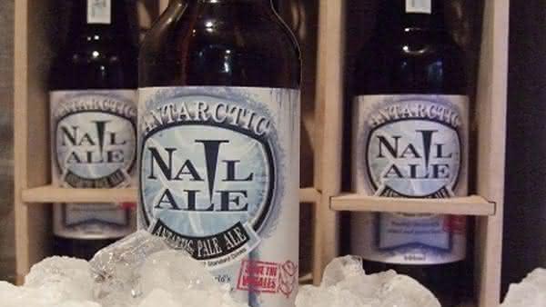 Cerveja Nail Brewings Antarctic Nail Ale