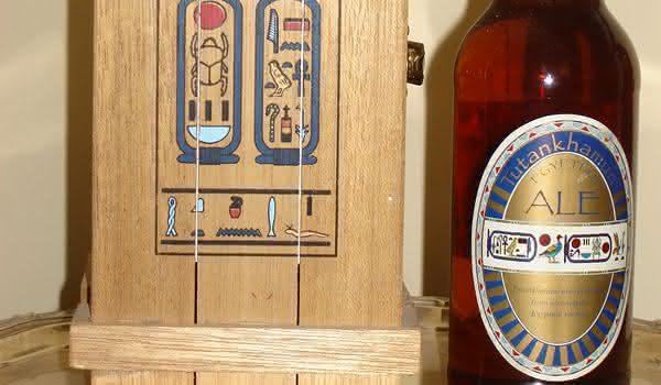Tutankhamun Ale é uma das cervejas mais caras do mundo