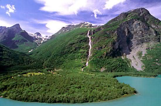 cachoeiras balifossen