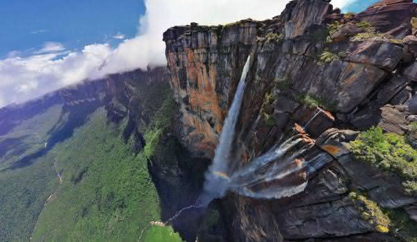 cachoeira salto angel