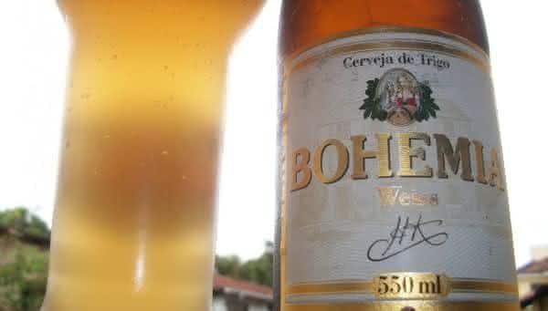 cervejas mais vendidas bohemia