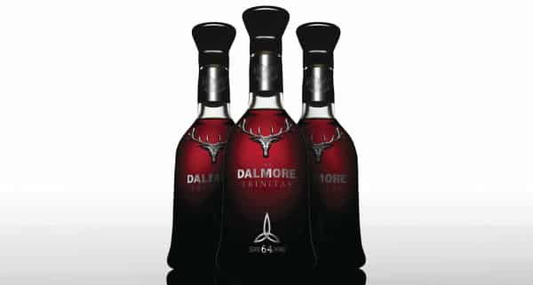 dalmore trinitas 64 whiskys mais caros