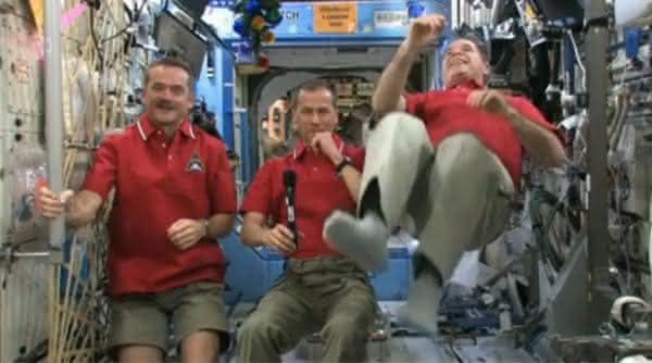 gravidade não há entre os mitos derrubados pela ciência