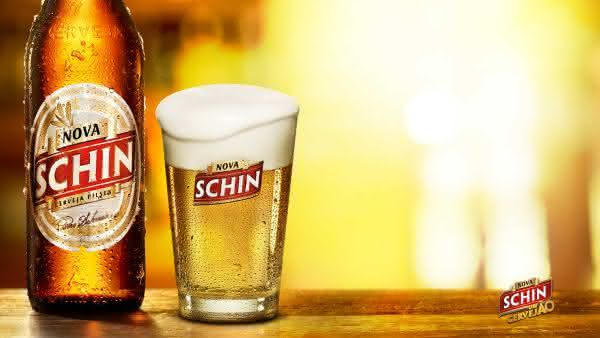 nova schin e umas das cervejas nacionais mais vendidas