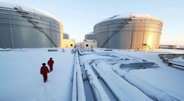 russia reserva de petroleo