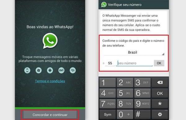 trocar numero whatsapp