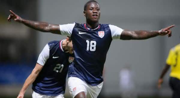 Eddie Johnson usa