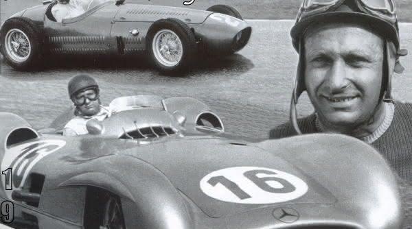Juan Manuel Fangio um dos maiores pilotos