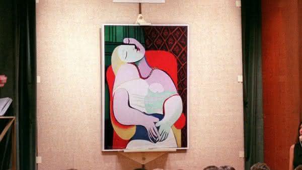 Le Reve – Pablo Picasso uma das obras mais caras do mundo