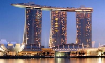 marina bay sands entre os prédios mais caros do mundo