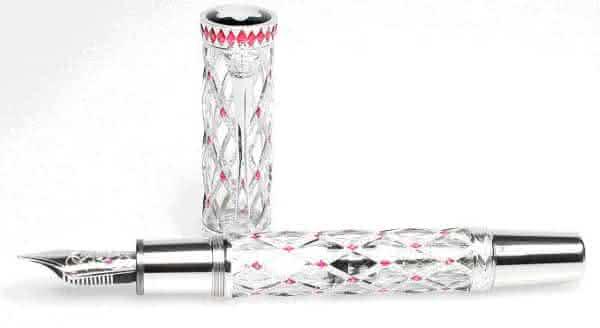 Top 10 canetas mais caras do mundo