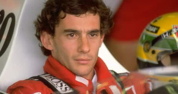 ayrton senna o segundo melhor piloto da historia