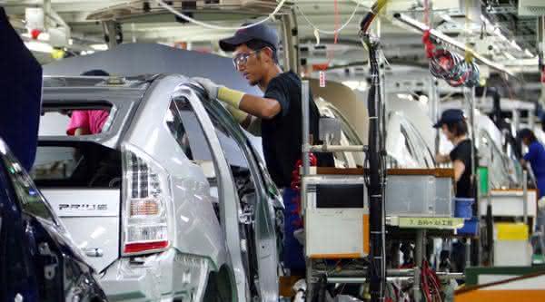 japao industria automobilistica