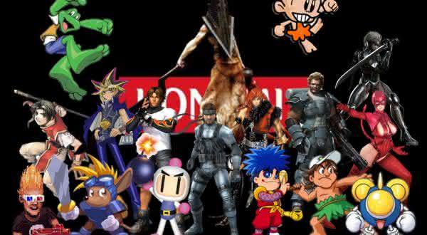 konami games