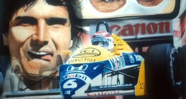 nelson piquet um dos maiores pilotos da historia