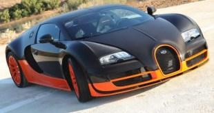 top 10 carros mais rapidos do mundo