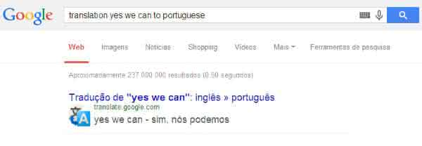 traducao google
