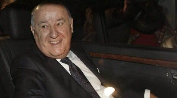 Amancio Ortega a pessoa mais rica da europa