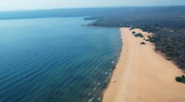 Lake Tanganyika maiores lagos