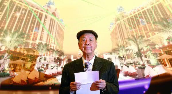 Lui Che Woo um dos bilionarios da asia