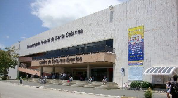 Universidade Federal de Santa Catarina maiores universidades do brasil