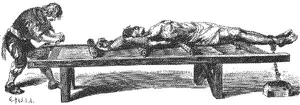 banco da tortura