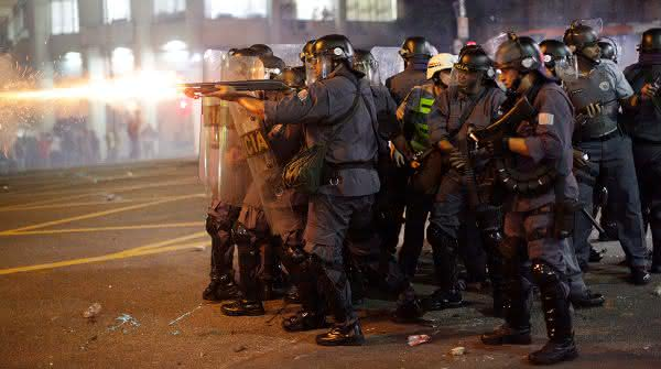 forca policial do brasil