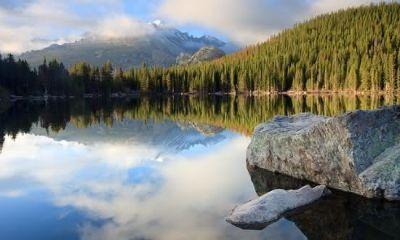 Top 10 maiores lagos do mundo