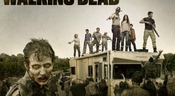 walking dead melhores series