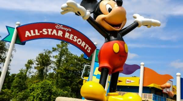 Disney All-Star Resort maiores hotéis do mundo