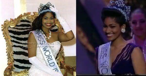 Lisa Hanna 1993 miss mundo