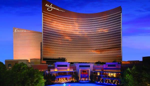 The Wynn and Encore maiores hotéis do mundo
