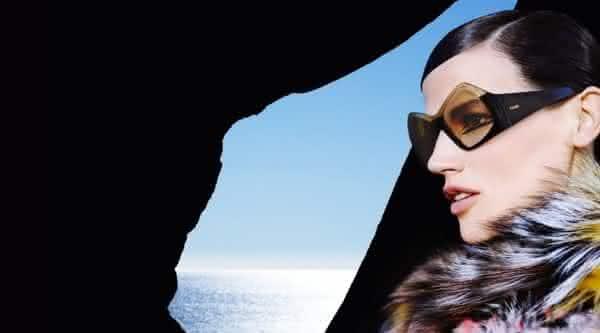 fendi entre as melhores marcas de oculos de sol