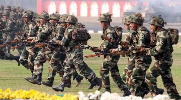forcas armadas da india