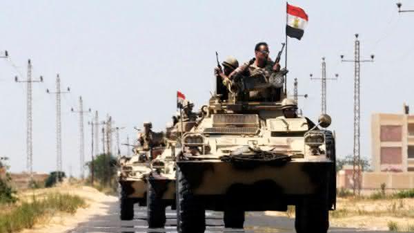 Resultado de imagem para Forças Armadas do Egito