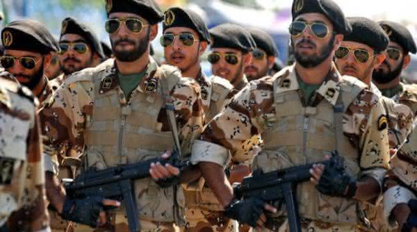 forcas armadas do iran